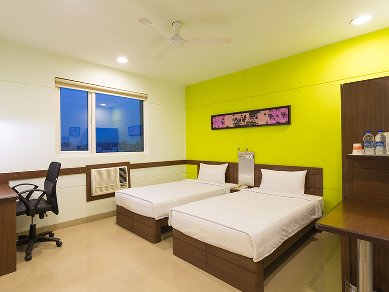 Twin Room at Ginger Noida Sector 63