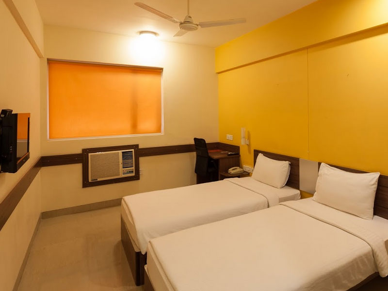 Twin Room in Ginger Ahmedabad (Drive-In Road)
