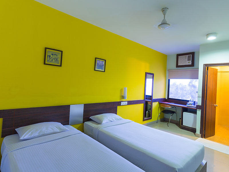 Twin Room in Ginger Bangalore Whitefield