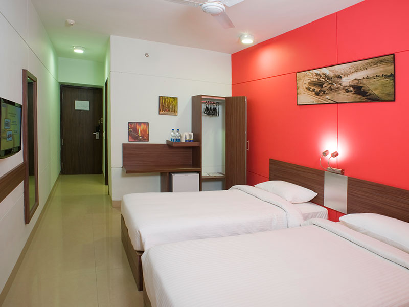 Twin Room in Ginger Jamshedpur
