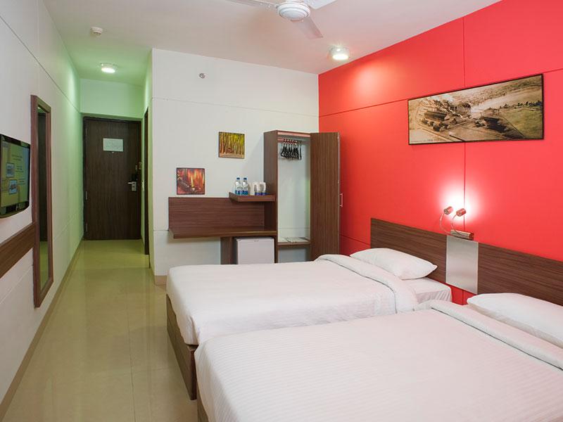 Twin Room in Ginger Jamshedpur
