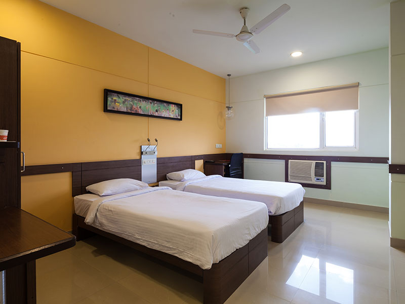 Twin Room in Ginger Mumbai (Mahakali)