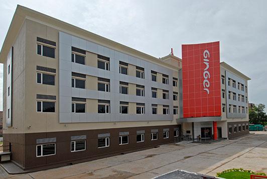 Budget Hotels in Bhubaneshwar, Bhubaneshwar Hotels - Ginger Hotels