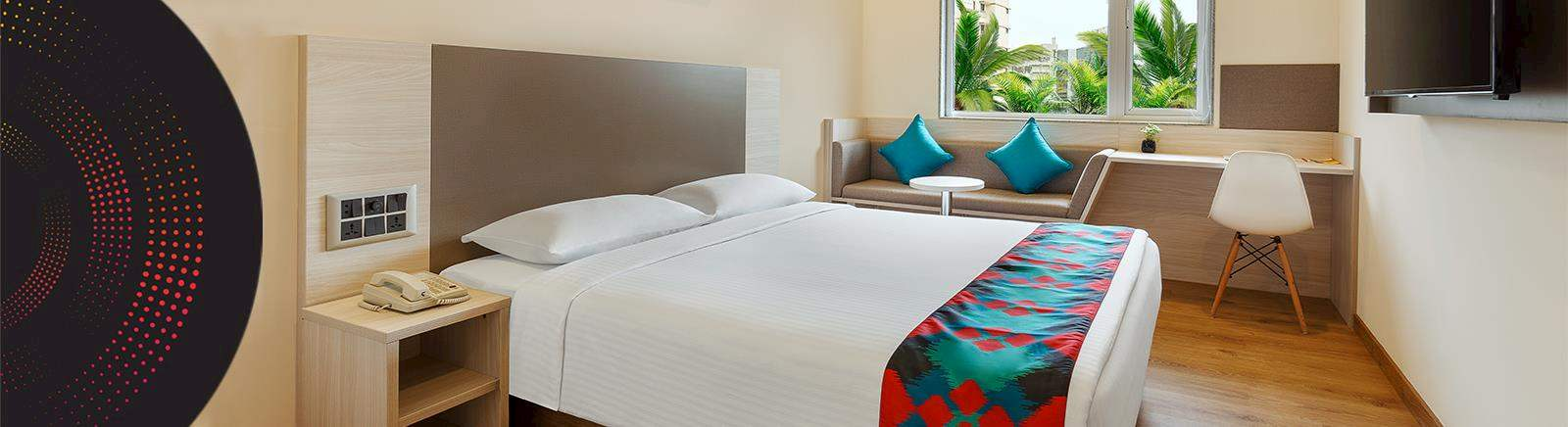 Website Exclusive Deal at Ginger Ahmedabad - SG Road