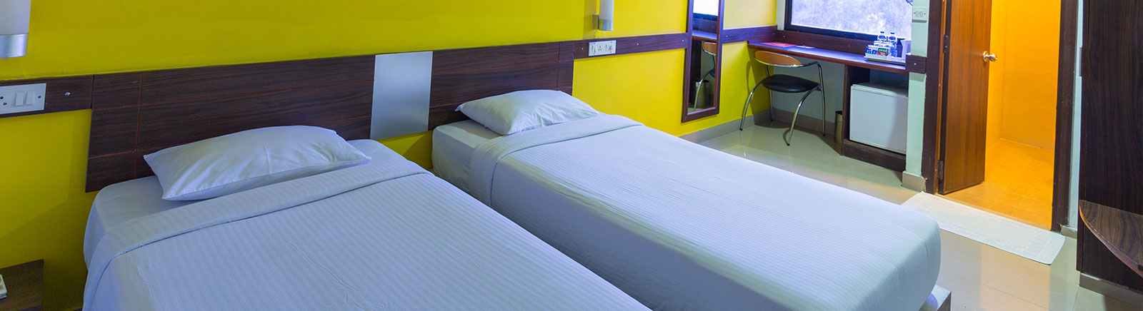 Ginger Bangalore Whitefield Hotel Rooms