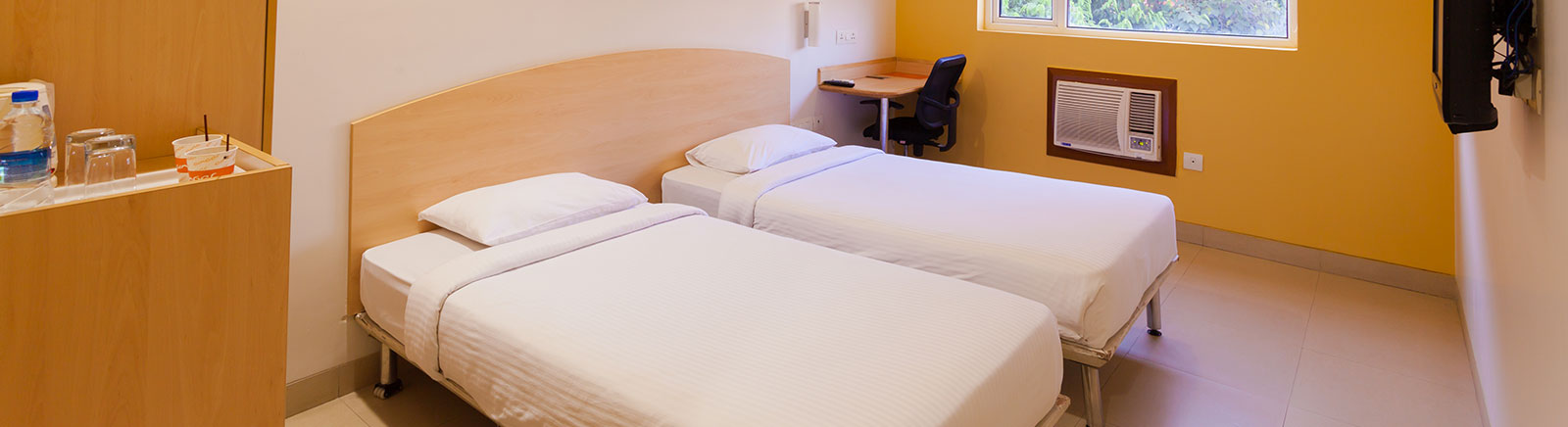 Ginger Vadodara Hotel Rooms
