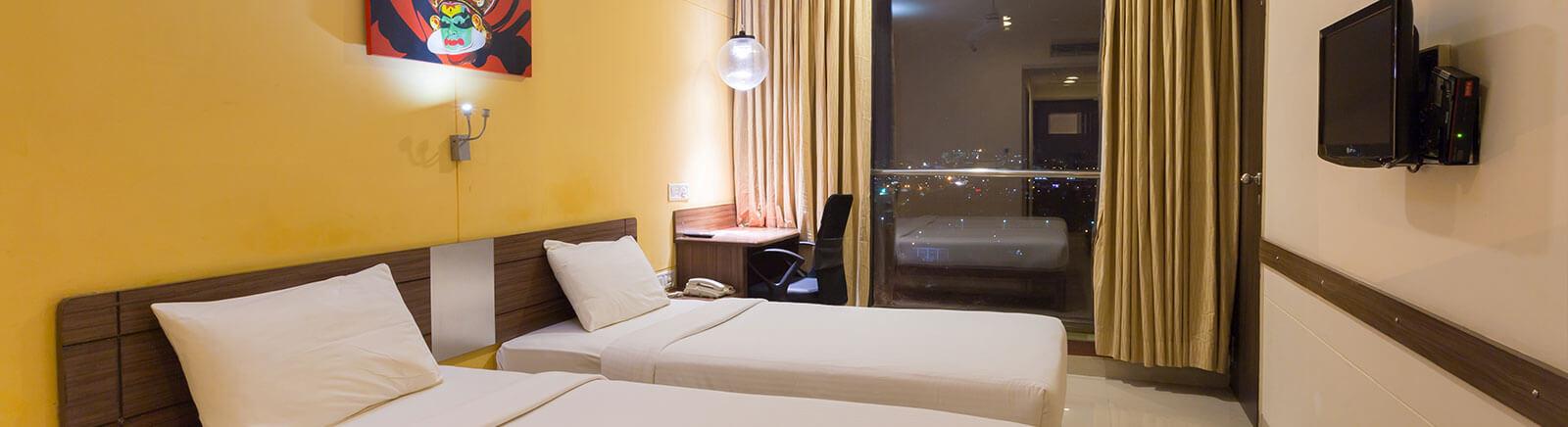 Ginger Chennai (Tharamani, IITM) Rooms