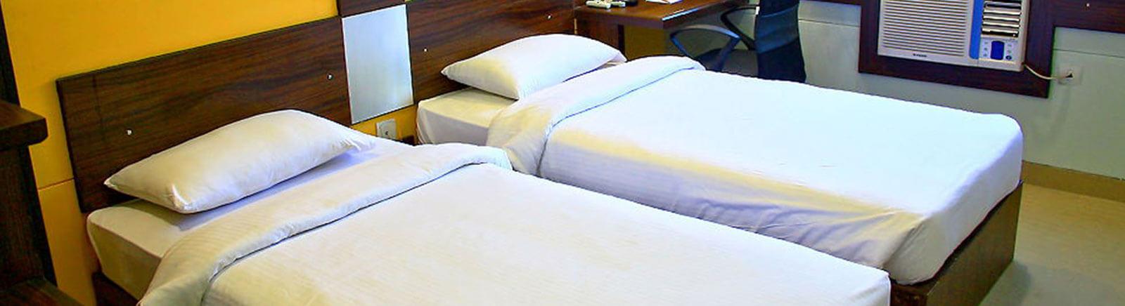 Ginger East Delhi Hotel Rooms