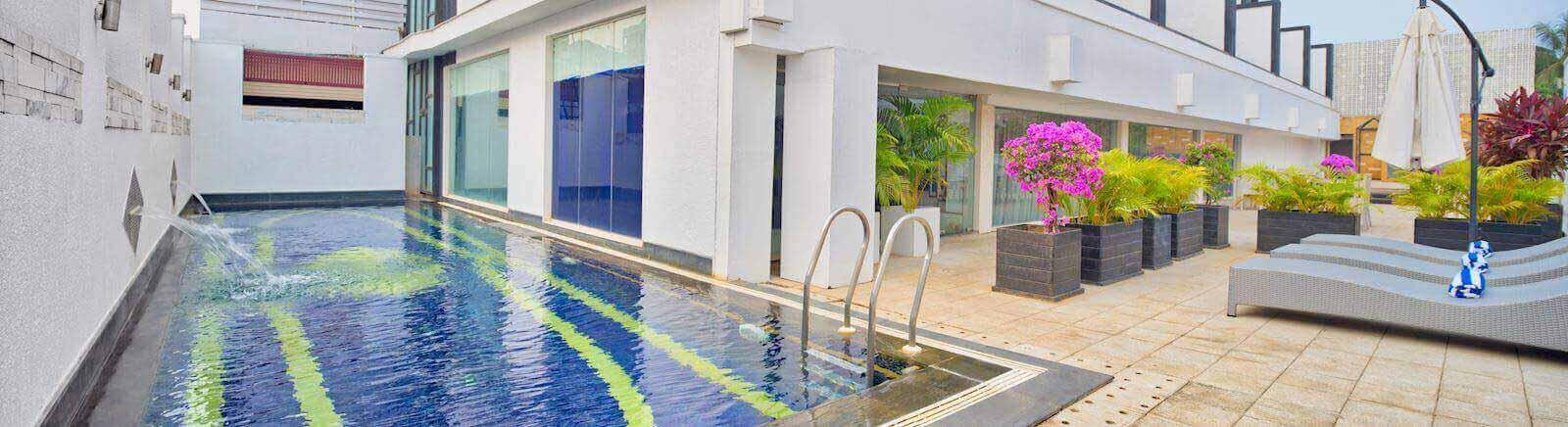 Services Facilities of Hotel Goa Dona Paula