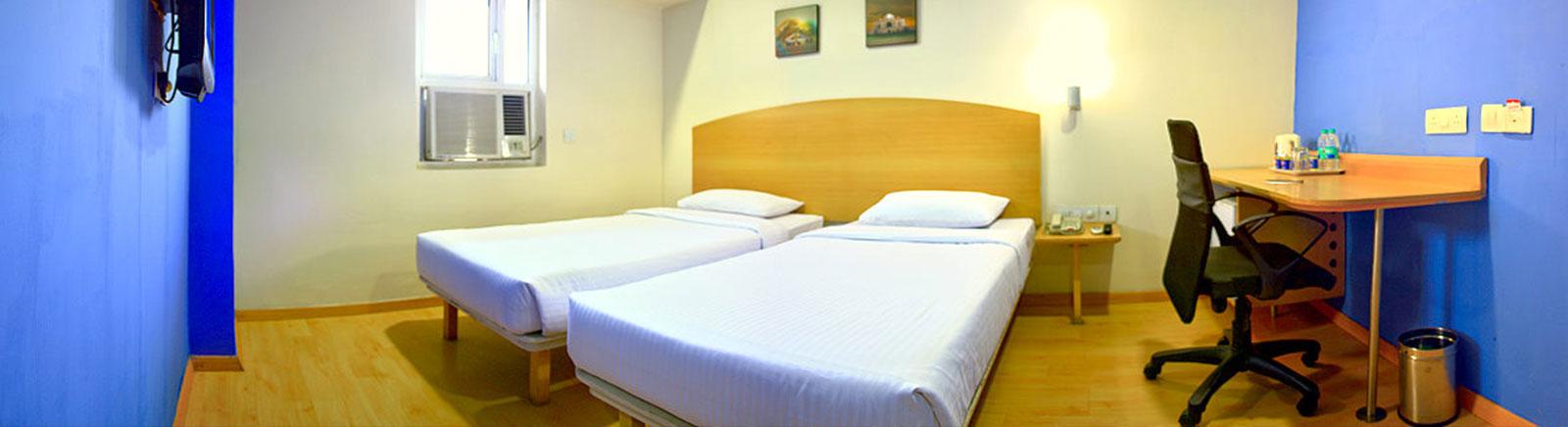 Ginger Delhi RYN Rooms