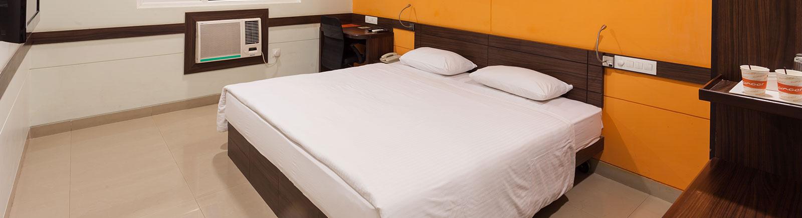 Ginger Jaipur Hotel Rooms