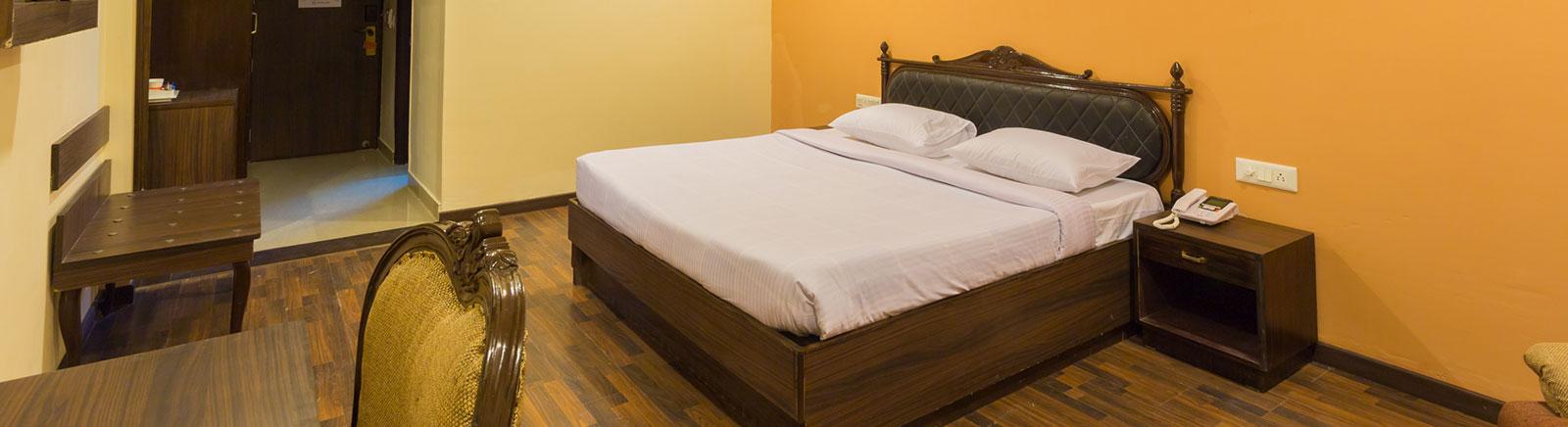 Ginger Katra Hotel Rooms