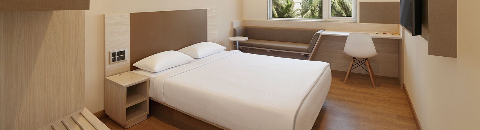 Ginger Mumbai (Andheri East) Hotel Rooms