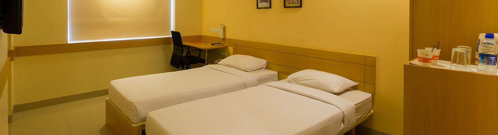 Ginger Mysore Hotel Rooms