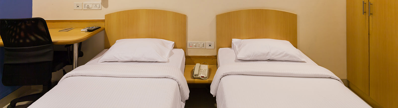 Ginger Nashik Hotel Rooms