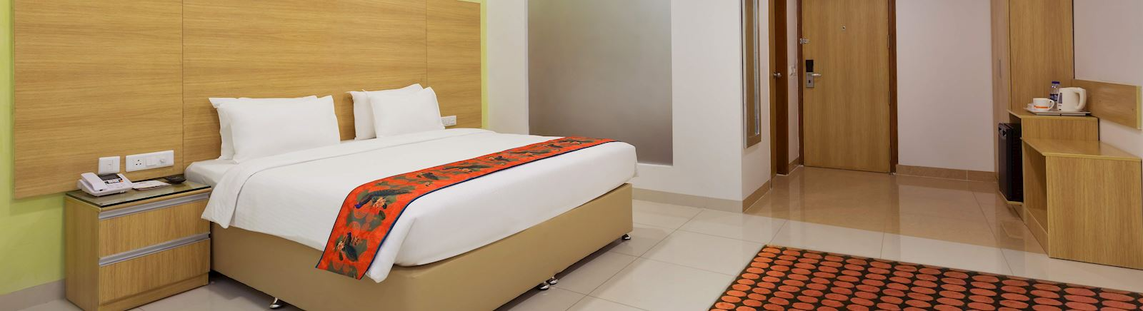 Ginger Noida Sector 63 (New) Hotel Rooms