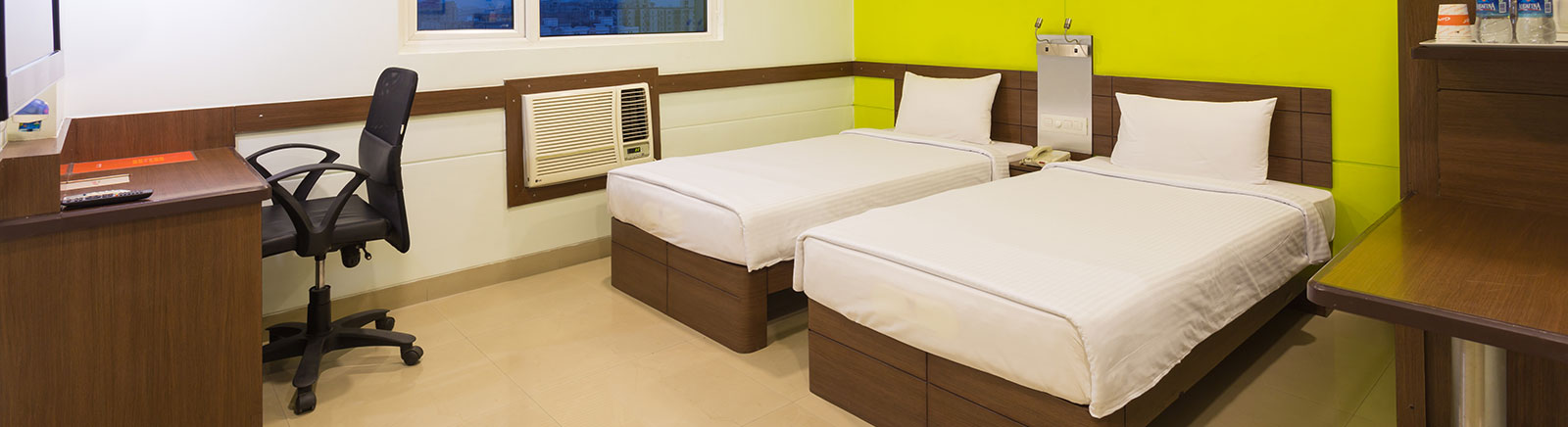 Ginger Noida Sector 63 Hotel Rooms