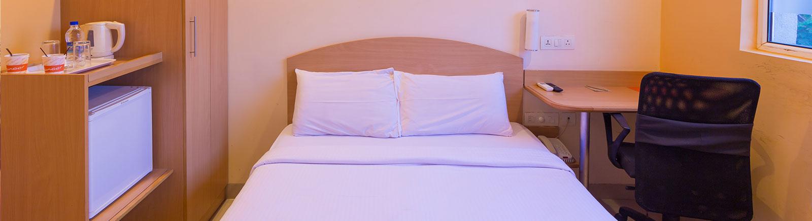 Ginger Pondicherry Hotel Rooms