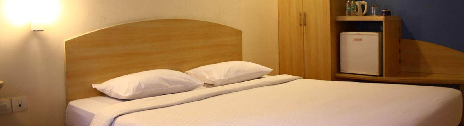 Ginger Pune Pimpri Hotel Rooms