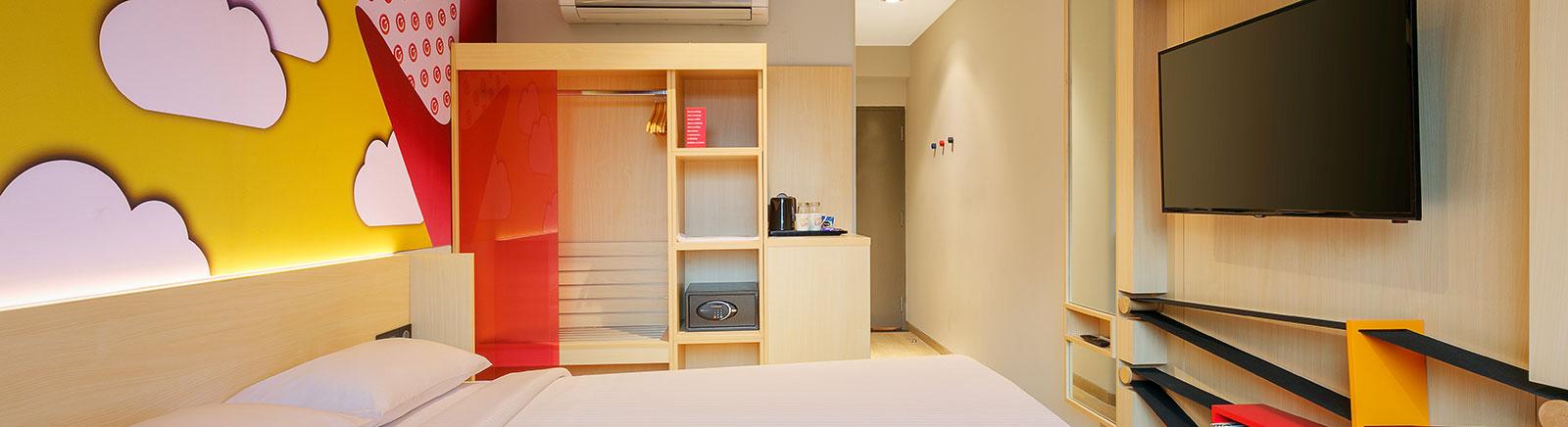 Ginger Pune Wakad Hotel Rooms