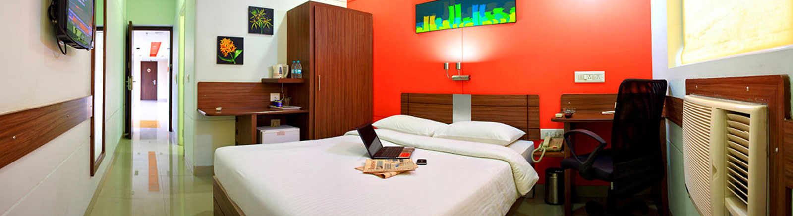 Ginger Pune Wakad Hotel Rooms