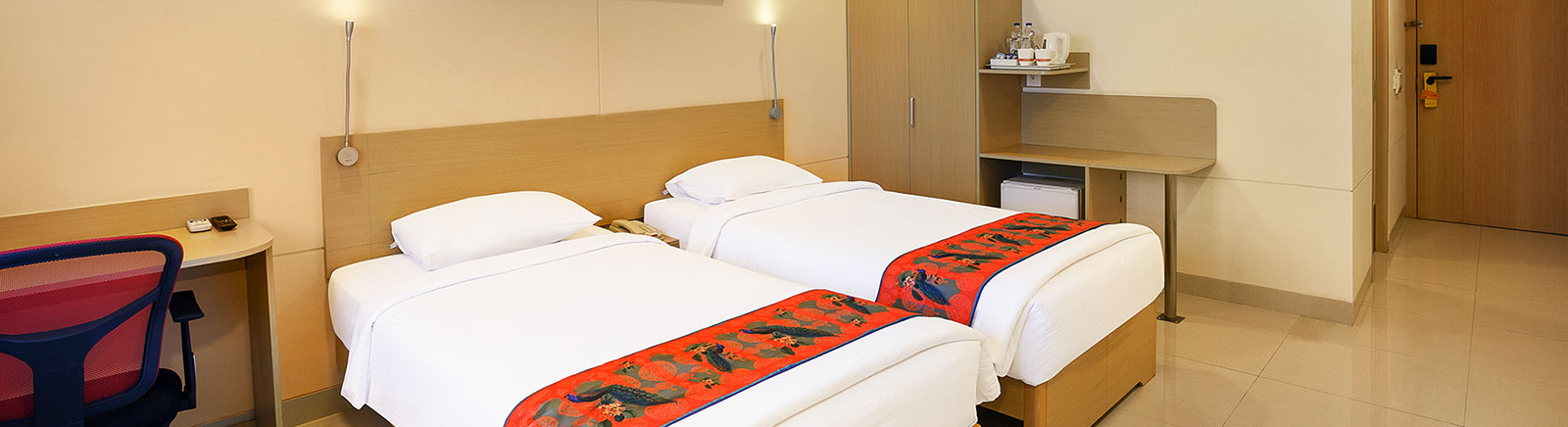 Ginger Surat City Center Hotel Services & Facilities