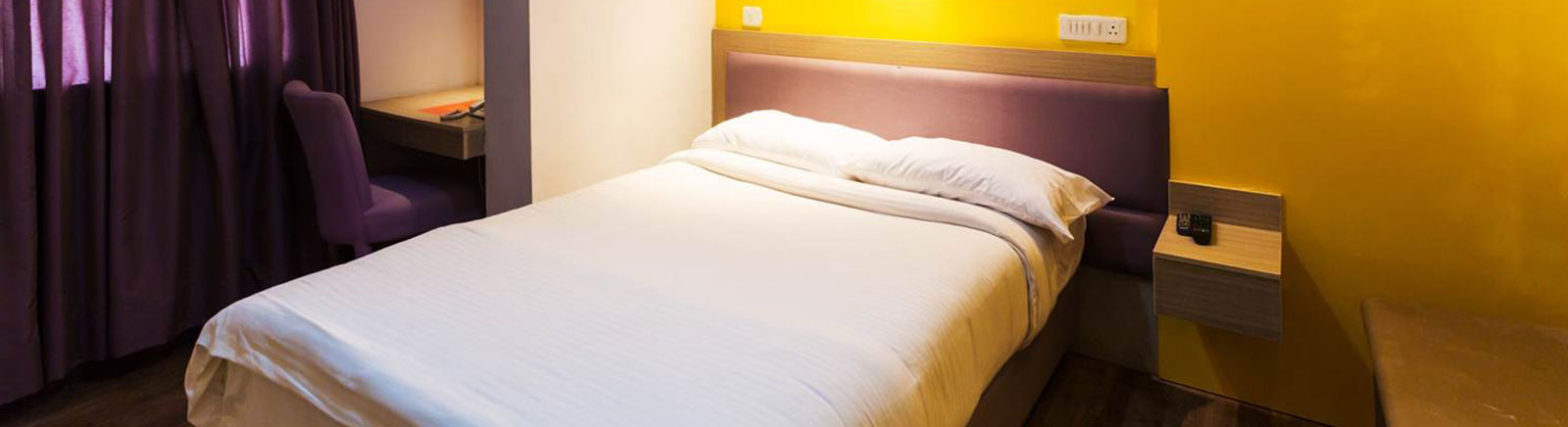 Ginger Vizag Hotel Rooms