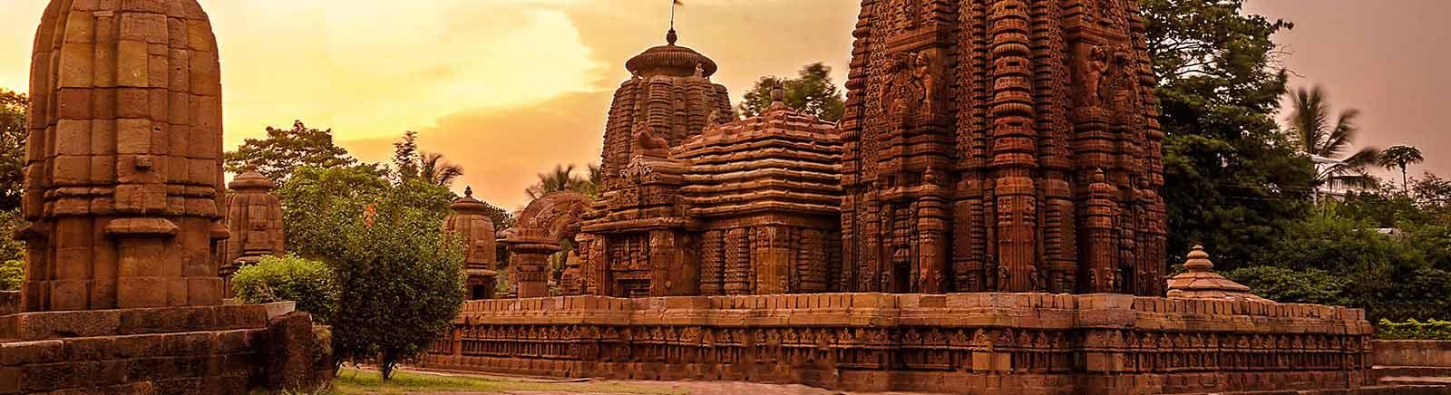 In & Around Bhubaneswar, Odisha