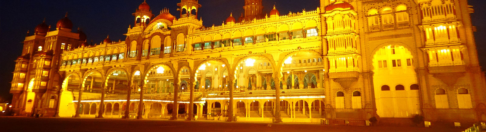 In & Around Mysore City