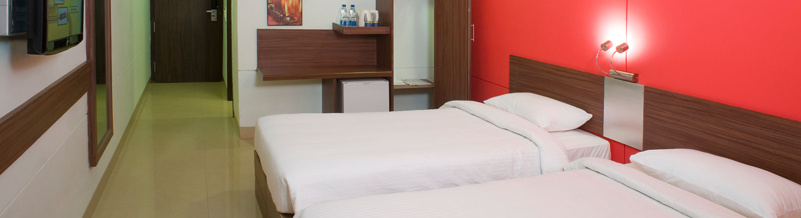 Rooms of Ginger Bangalore IRR