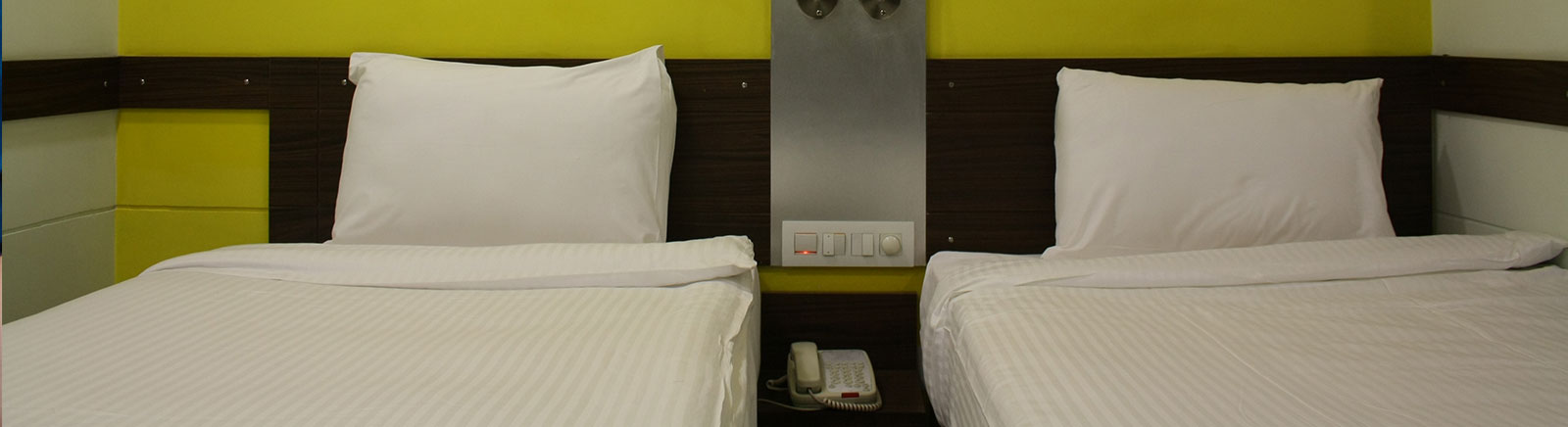 Rooms of Ginger Faridabad