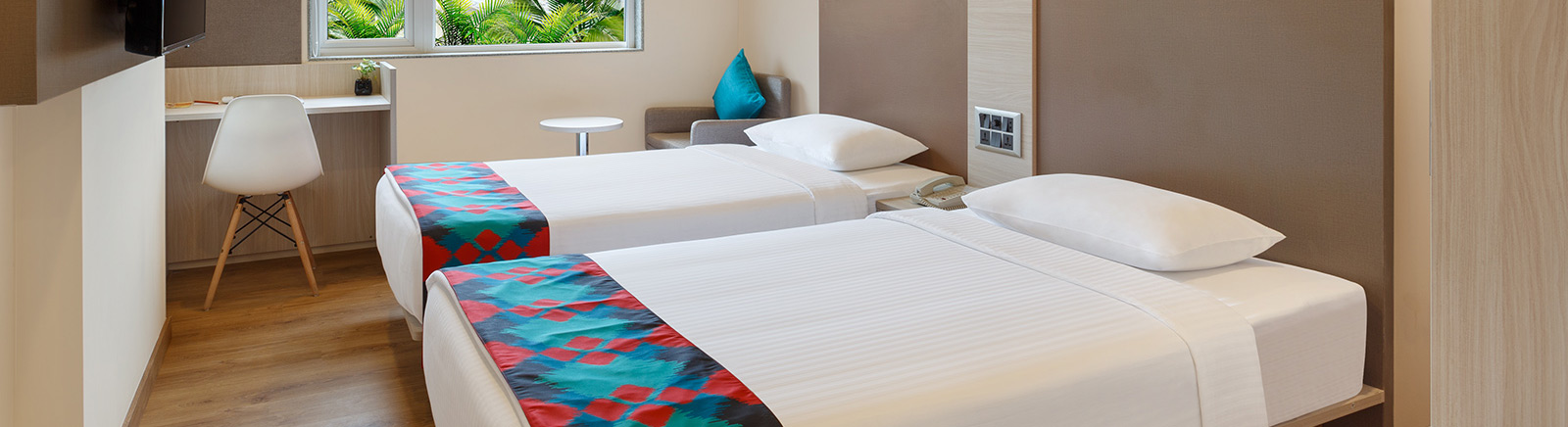 Ginger Surat Hotel Rooms