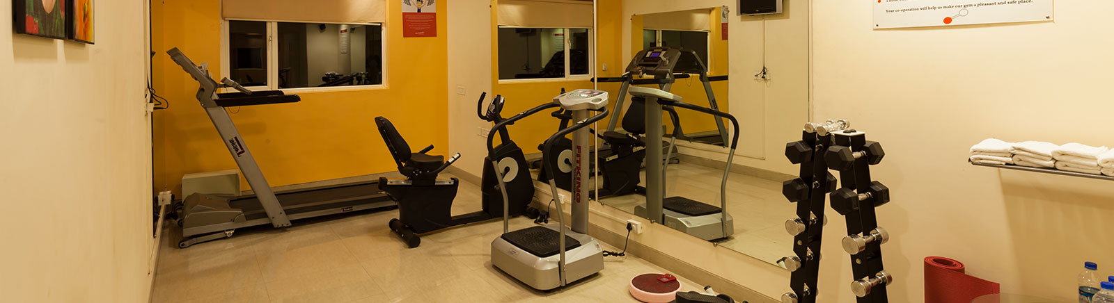 Services Facilities of Ginger Ahmedabad Drive In Road