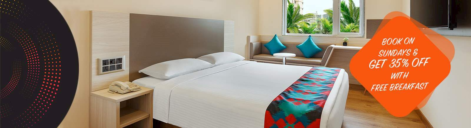 Website Exclusive Rate at Ginger Hotel