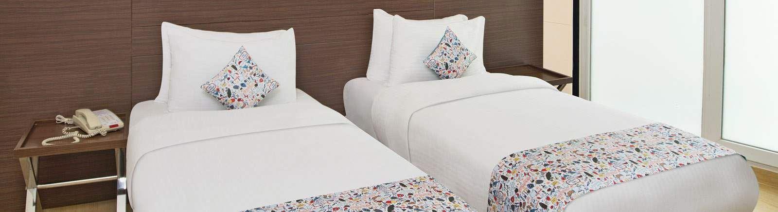 Ginger Vadodara RCR Hotel Rooms