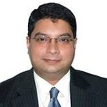 Ajit Dias, Head - Human Resources, Training & Development of Ginger Hotels