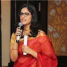 Deepika Rao, Managing Director & Chief Executive Officer of Ginger Hotels