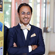 Nikhil Sharma, Chief Operations Officer of Ginger Hotels