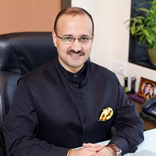 Rahul Pandit, Managing Director & Chief Executive Officer of Ginger Hotels